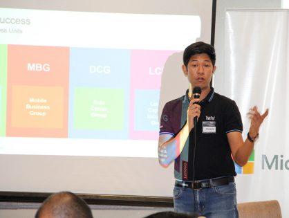 ThinkFWD 2017 with Lenovo and Microsoft