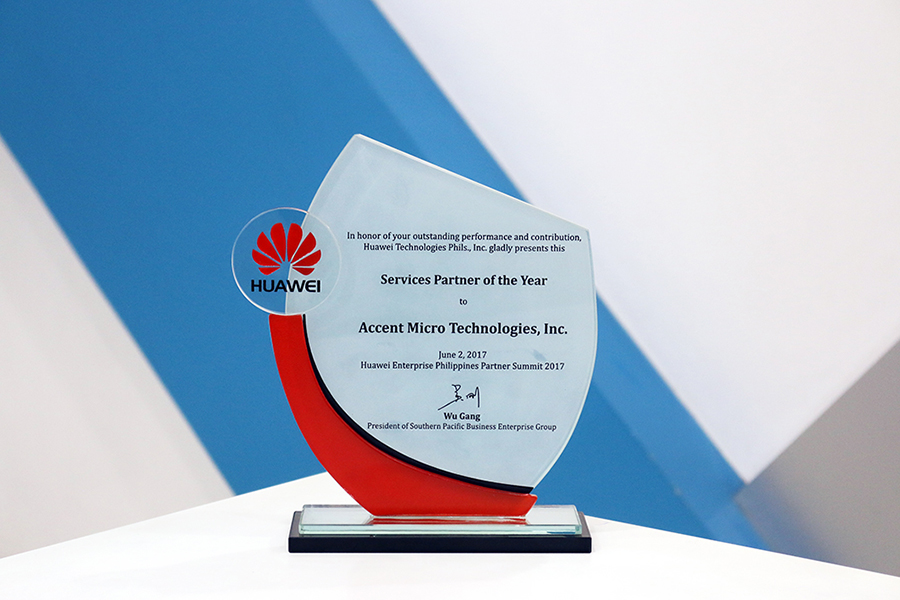 Huawei Grants Services Partner of the Year Title to AMTI