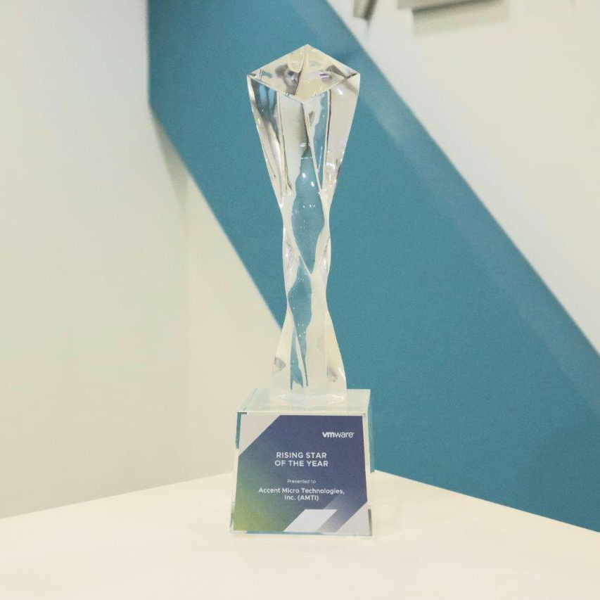 2019 VMWare – VST ECS Rising Star of the Year Award 2019