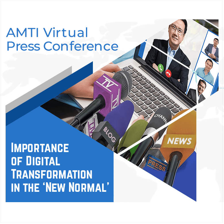 Virtual Press Conference - Importance of Digital Transformation in the New Normal