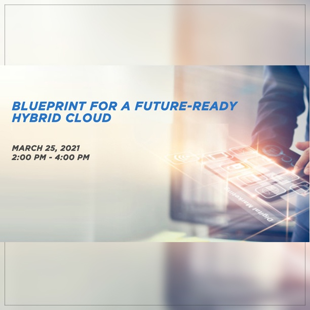 Blueprint for a Future-ready Hybrid Cloud with AMTI and Dell