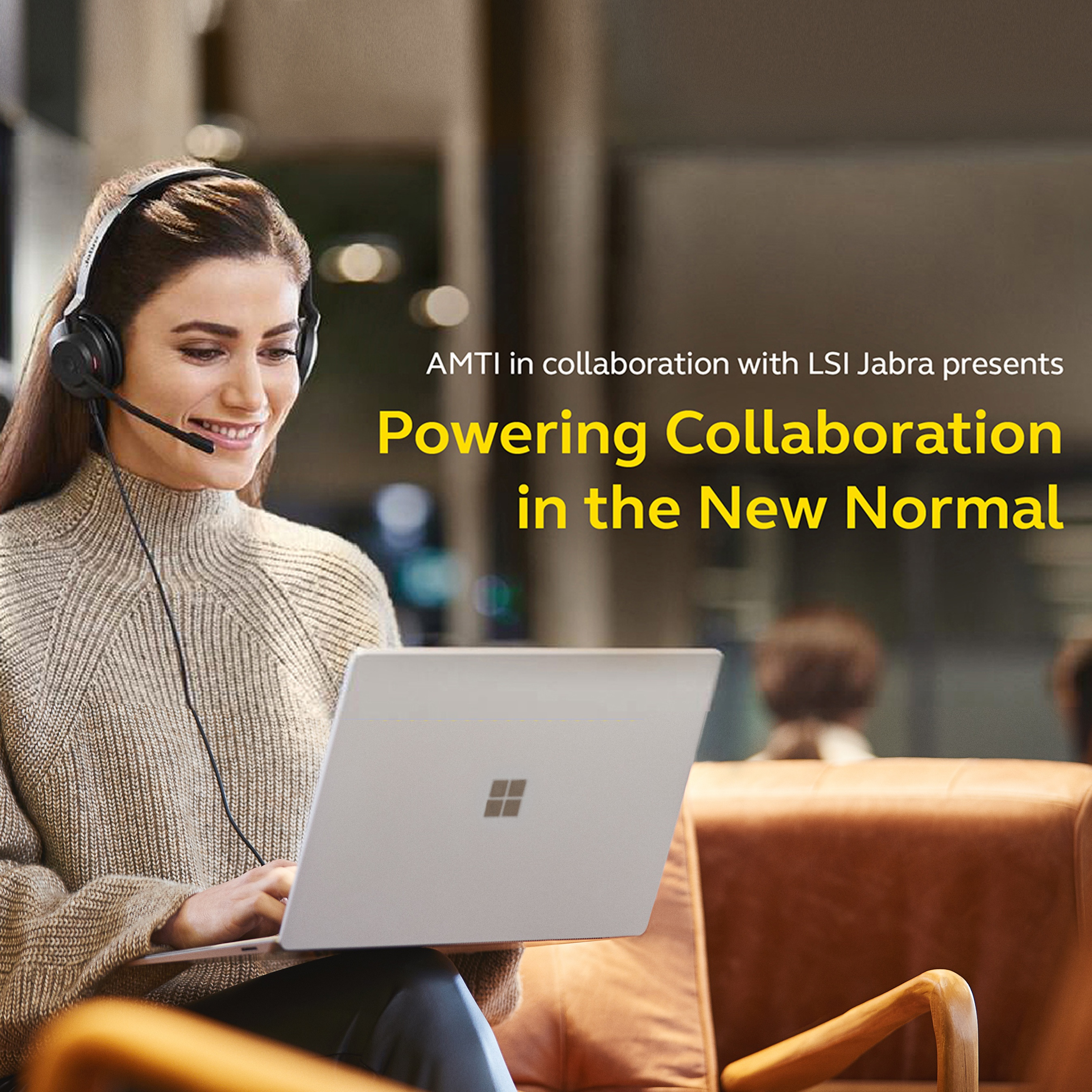 Powering Collaboration in the New Normal with Jabra