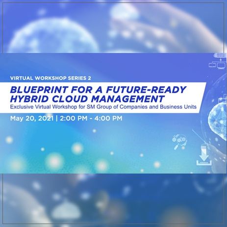 Virtual Webinar Series Two: Blueprint for a Future-ready Hybrid Cloud with Dell
